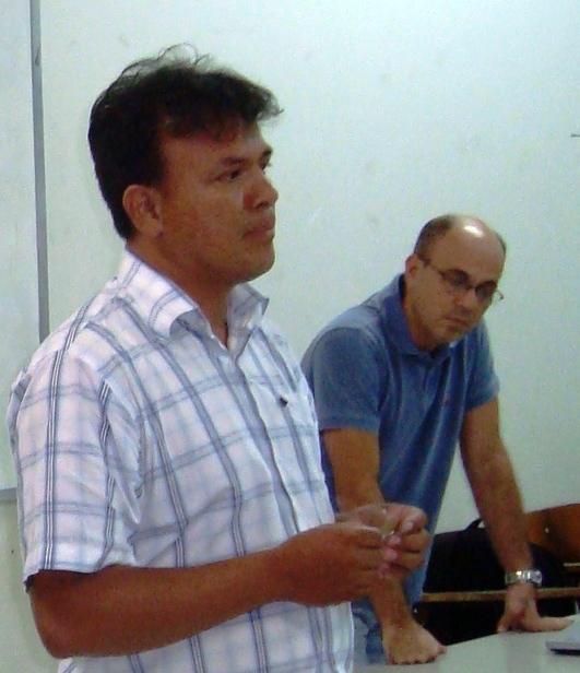 O enfermeiro João José considera as discussões motivadoras para apoiar mudanças no sistema de saúde