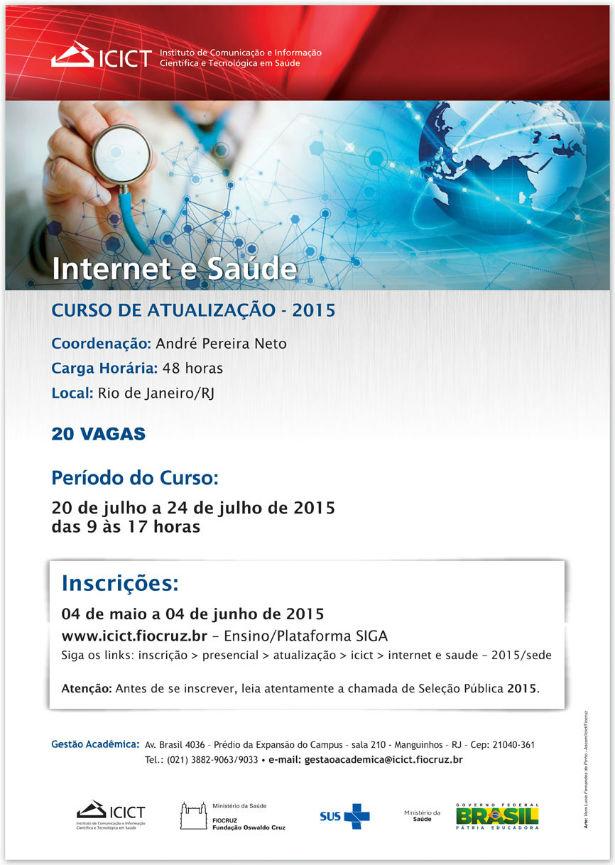 CARTAZ Internet-Saude 2015 com coord 2-b